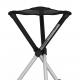 Neuveriteľne pohodlná a pevná stolička, pritom ľahká a malá!!! Výška 45cm, Dĺžka v zloženom stave 37cm, Nosnosť 200kg, Váha 725g, Šírka sedacej časti 35cm