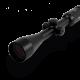 Funkcia automatického osvetlenia bodu Kahles (Senzor naklonenia) zisťuje, či ďalekohľad je v streleckej pozícii, alebo nie. Táto funkcia automaticky ovláda zapnutie alebo vypnutie osvetlenia zámerného bodu. zväčšenie: 3-10 Priemer objektívu šošovky: 50 mm zorné pole: 11,2 - 4,0 m / 100m Očný reliéf: 90 mm korekcia dioptrií: +2 / -3,5 dioptrií Twilight faktor: 12,0-22,4 DIN 58388 Hodnota kliku:1cm   Úprava (H / S): 1,3 / 1,3 m Priemer tubusu:25.4 mm dĺžka: 325 mm hmotnosť: 508 g Zámerný kríž v obrazovej rovine: 2 svieti: áno záruka: 11 rokov