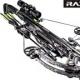 Napínacia sila 185 lbs (823 N), rýchlosť 390 fps (šíp 380 gr), hmotnosť 3,27 kg. V balení puškohľad 1,5-5x32 s osvetlením, 2 šípy, lanový naťahovač tetivy, vosk.