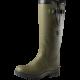 Ručne vyrábaná gumová topánka zo 100% prírodného kaučuku. Má 4 mm neoprénovú podšívku Seeland Diamond ™, ktorá poskytuje extra pohodlie a izoláciu pre vaše chodidlá. Anatomicky tvarované chodidlá pre nohy udržiavajú vaše chodidlá pohodlné a stabilné pri chôdzi v náročnom teréne.  4 mm neoprénová izolácia  Dobrá priľnavosť zo silnej profilovanej podošvy Vymeniteľná stielka Hmotnosť: 1314 g ? páru veľkosť EÚ 43 Posledné: Loose fit ™ Podrážka: Seeland mud-master ™, vulkanizovaná gumová podrážka Shank: laminát Stielka: Anatomicky tvarovaná, tvarovaná EVA Zvršok: vulkanizovaný prírodný kaučuk, 100% vodotesný Typ gumy: Prírodný kaučuk Seeland 52 ™ Podšívka: Seeland Diamond ™ 4 mm neoprén