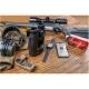"""""""Geovid 3200.COM je nový štandard: najlepší, najpresnejší, najjednoduchší na používanie, najkompaktnejší a štýlový diaľkomer s najväčšou dostupnosťou.""""  Julian Burczyk, produktový manážér športovovej optiky  Geovid 3200.COM Leica Geovid 3200.COM meria presne do skutočných, opakovateľných 3 200 yardov (2925 metrov) - či už na veľké vzdialenosti, v horách alebo za nepriaznivých poveternostných podmienok. Vytvárajte a ukladajte balistické profily svojich pušiek rýchlo a pohodlne do aplikácie. Potom jednoducho preneste profil na Geovid 3200.COM - okamžite! Tieto nové vlastnosti v spojení s bezkonkurenčnými optickými kvalitami spoločnosti Leica dávajú poľovníkom a strelcom novú úroveň dôvery v každú situáciu, s ktorou sa stretnú.  Meranie a balistický výstup Leica ABC Skutočné meranie s dosahom až 3 200 yardov (2925 metrov) a balistický výstup Leica ABC až do 1 100 yardov (1005 metrov). Laserová trieda 1 Celkovo zlepšený výkon v oblasti dosahovania v meraní, 100% bezpečný laser pre oči triedy 1. Integrácia Kestrel (s aplikovanou balistikou) V kombinácii s elitným Kestrel Elite získate vedúce postavenie na trhu s plným prístupom k aplikovanej balistike až do 3 200 yardov (2925 metrov) priamo zobrazených v Geovide. Prvý Leica Geovid s Bluetooth Maximálne jednoduché použitie vďaka možnosti programovania štandardných a balistických nastavení v aplikácii Leica Hunting App. Aplikácia Leica Hunting 2.0 Ďalšia generácia loveckej aplikácie Leica s ďalším rozvinutím používateľských skúseností a prepracovaním balistickým systémom Leica ABC. Pripojenie k hodinkám Apple Watch Pripojením k Apple sledujte svoj smartfón a získajte tichý zážitok strelca-pozorovateľa. Všetky dôležité hodnoty sa zobrazujú na displeji na zápästí. Obsah balenia: – Ďalekohľad – Pohodlný čierny neoprénový popruh – Pevná čierna taška – Okulár a kryt objektívu – Čistiaca utierka na šošovky – Návod na používanie   Technické parametre: Zväčšenie 10 x Priemer prednej šošovky 42 mm Výstupná pupila 4.2 mm Faktor stmi"""