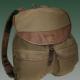 Univerzálny batoh s nepremokavou vložkou,prevedenie látka koža, rozmer 60x55cm