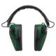 • Elektronická slúchadlá značky Caldwell série E-MAX ™ • Nový nízky profil slúchadiel E-MAX ™ • Kvalitná ochrana sluchu    Detailný popis produktu • Duálny mikrofóny majú schopnosť skvele lokalizovať zvuk • Slúchadlá zosilňujú zvuky nižšia ako 85db. • Táto elektronická slúchadlá sú vďaka úzkemu profilu vhodná pre brokové a puškové strelca