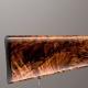 Pažba z koreňového dreva triedy 8 v úprave povrchu Blaser Super-Finish ?  zušlachtenie povrchu lôžka záveru, spúšte, kluky a guličky záveru Rutheniom, spúšť a hlava záveru  povrstvené prevedením  Diamond-Like Carbon – uhlík lesknúci sa ako diamant